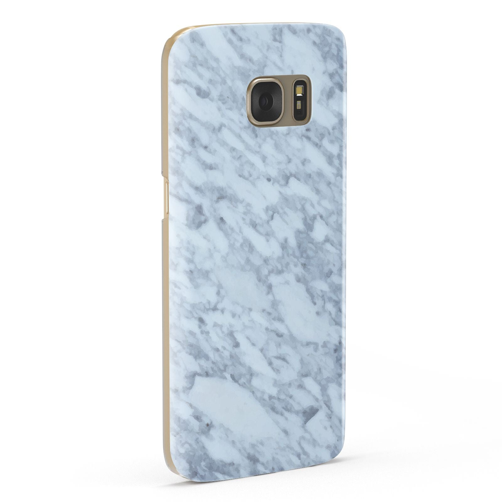 Faux Marble Grey 2 Samsung Galaxy Case Fourty Five Degrees