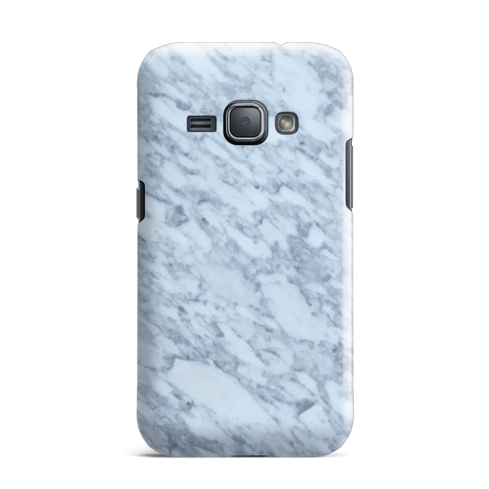Faux Marble Grey 2 Samsung Galaxy J1 2016 Case