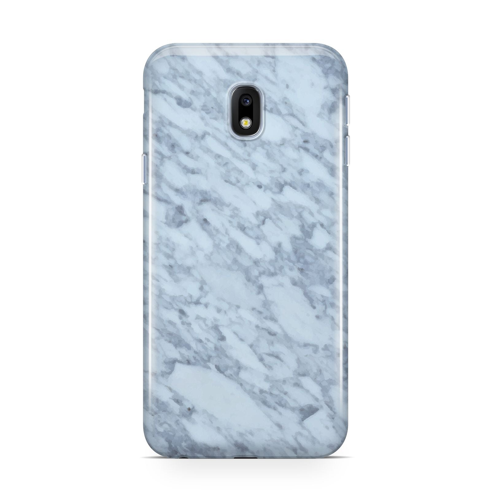 Faux Marble Grey 2 Samsung Galaxy J3 2017 Case