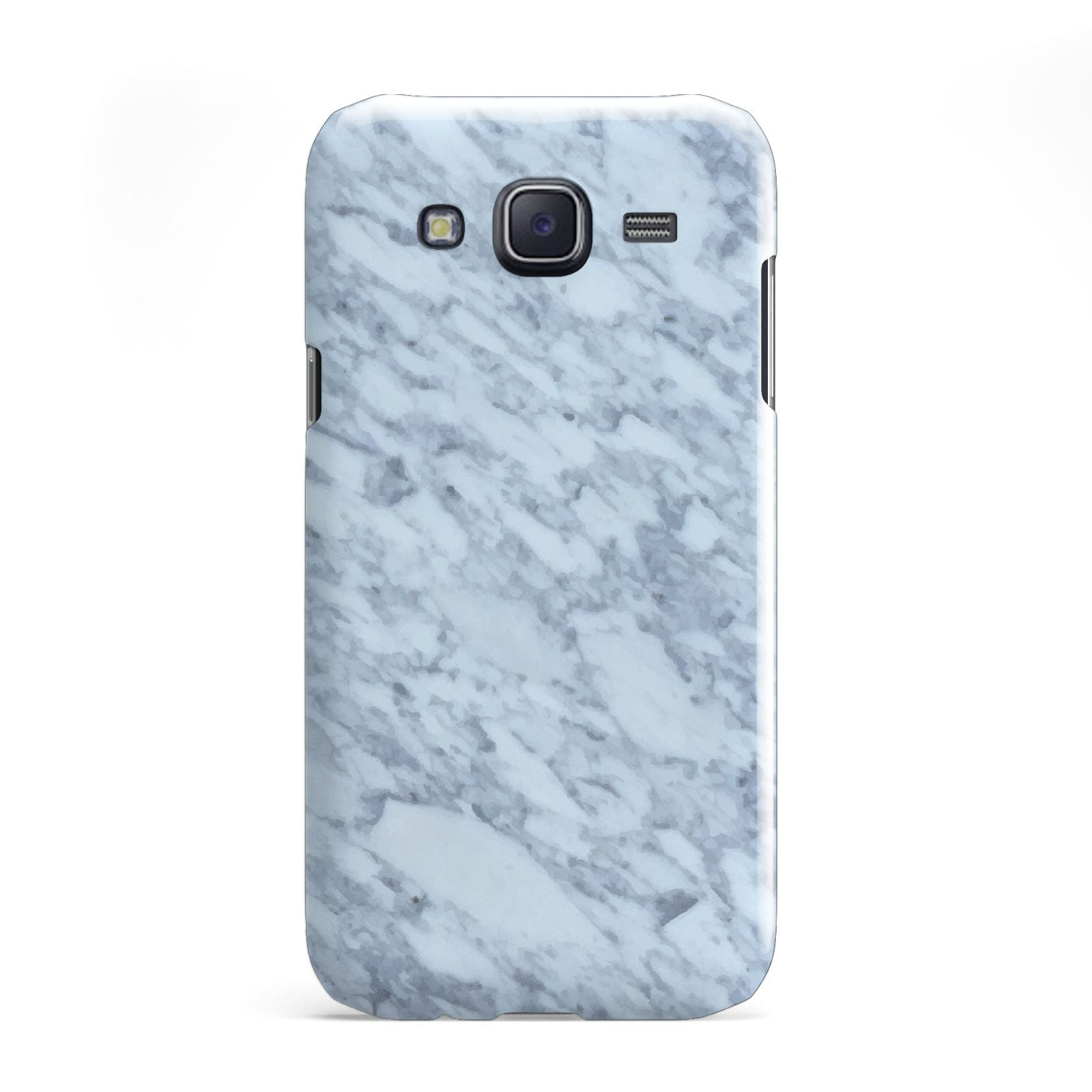 Faux Marble Grey 2 Samsung Galaxy J5 Case