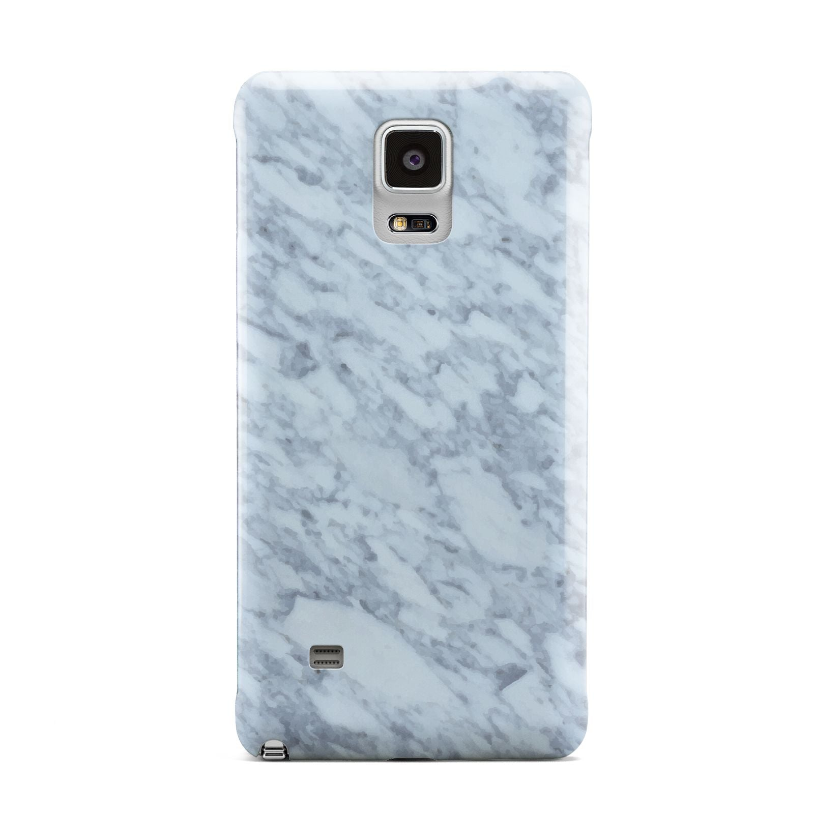 Faux Marble Grey 2 Samsung Galaxy Note 4 Case