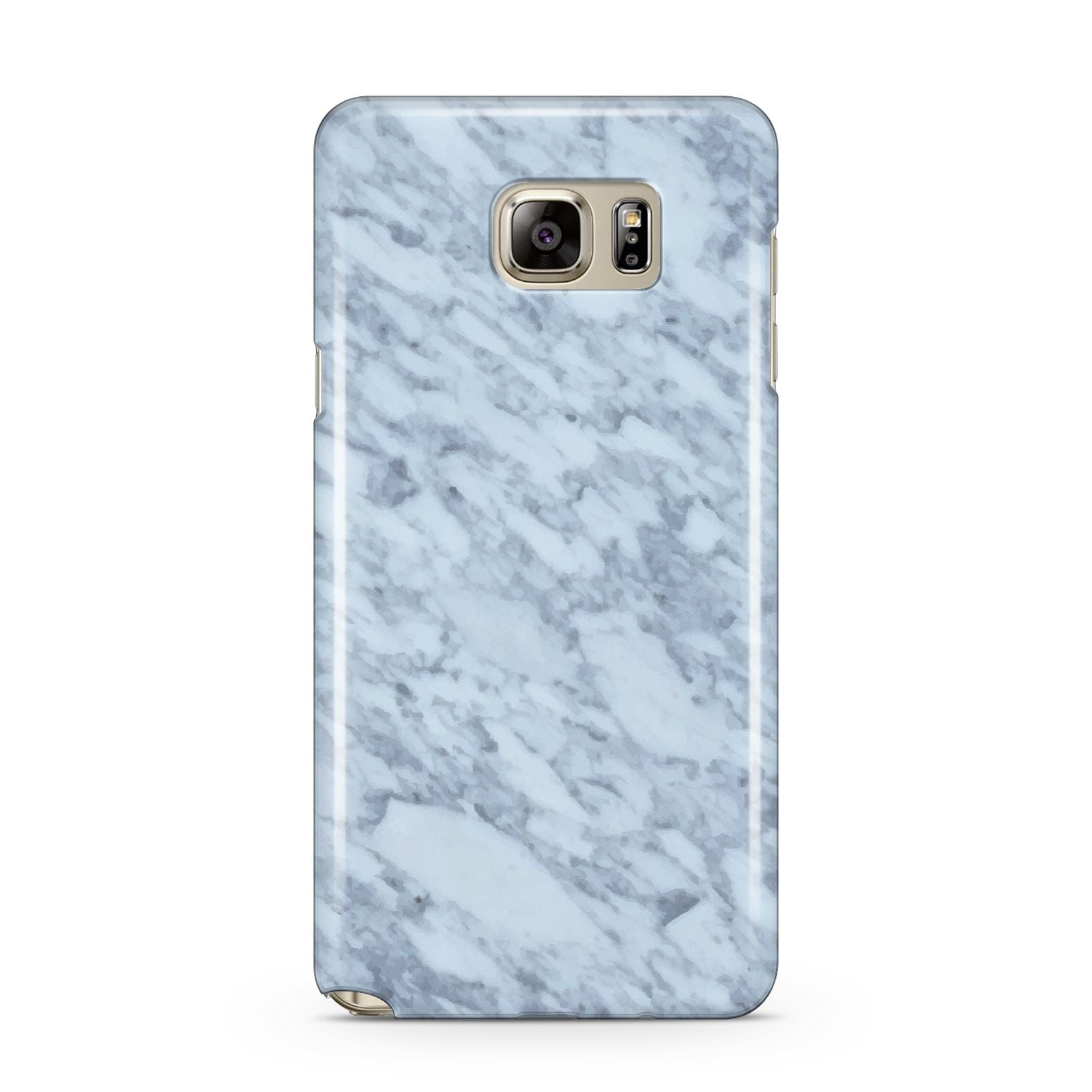 Faux Marble Grey 2 Samsung Galaxy Note 5 Case
