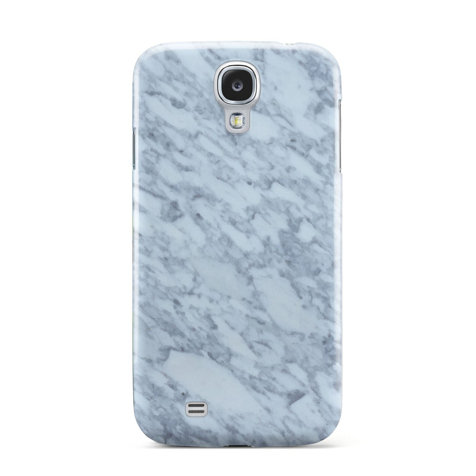 Faux Marble Grey 2 Samsung Galaxy S4 Case