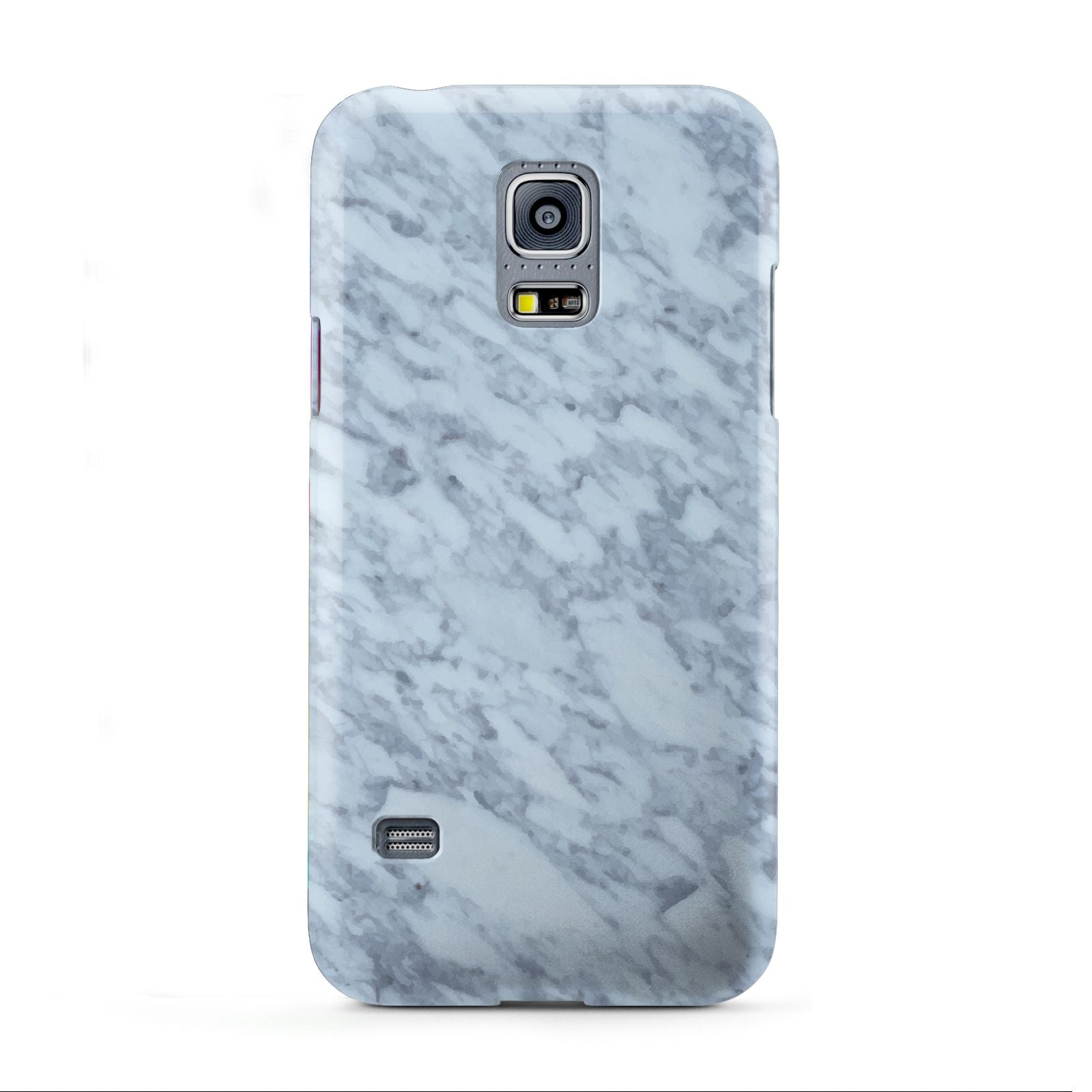 Faux Marble Grey 2 Samsung Galaxy S5 Mini Case