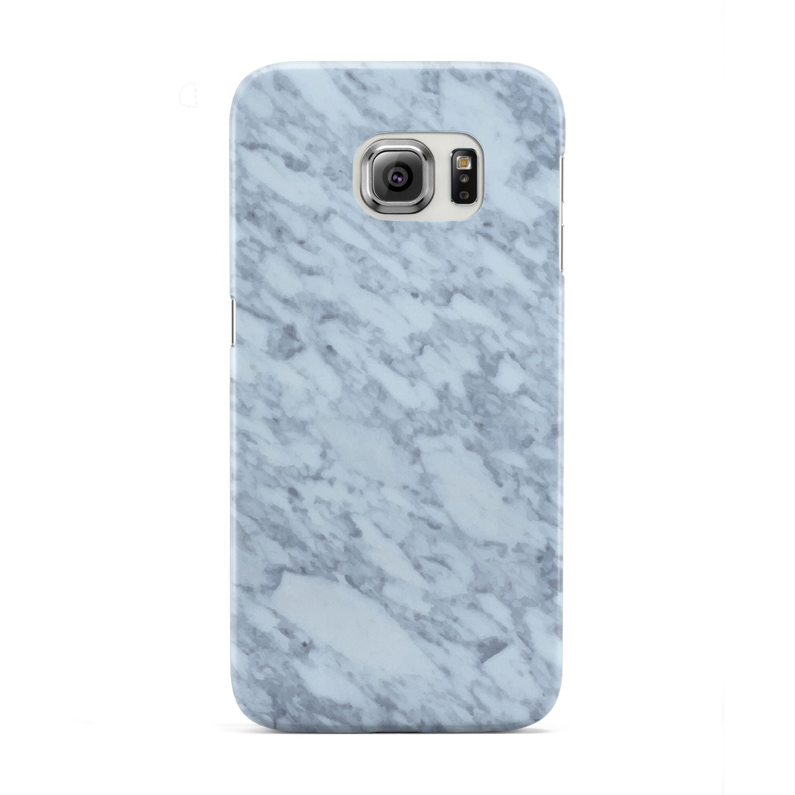 Faux Marble Grey 2 Samsung Galaxy S6 Edge Case