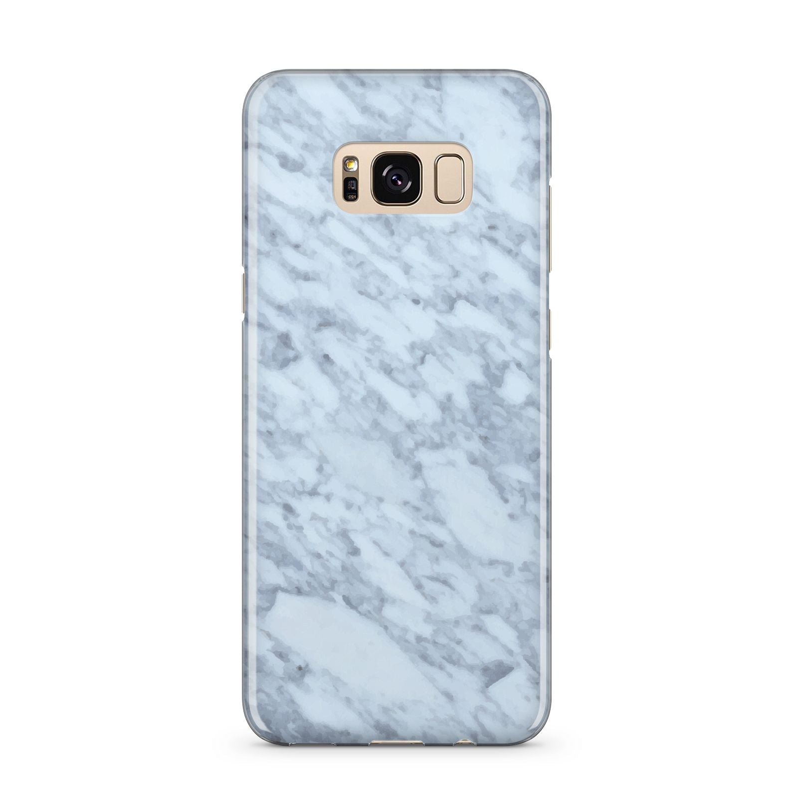 Faux Marble Grey 2 Samsung Galaxy S8 Plus Case