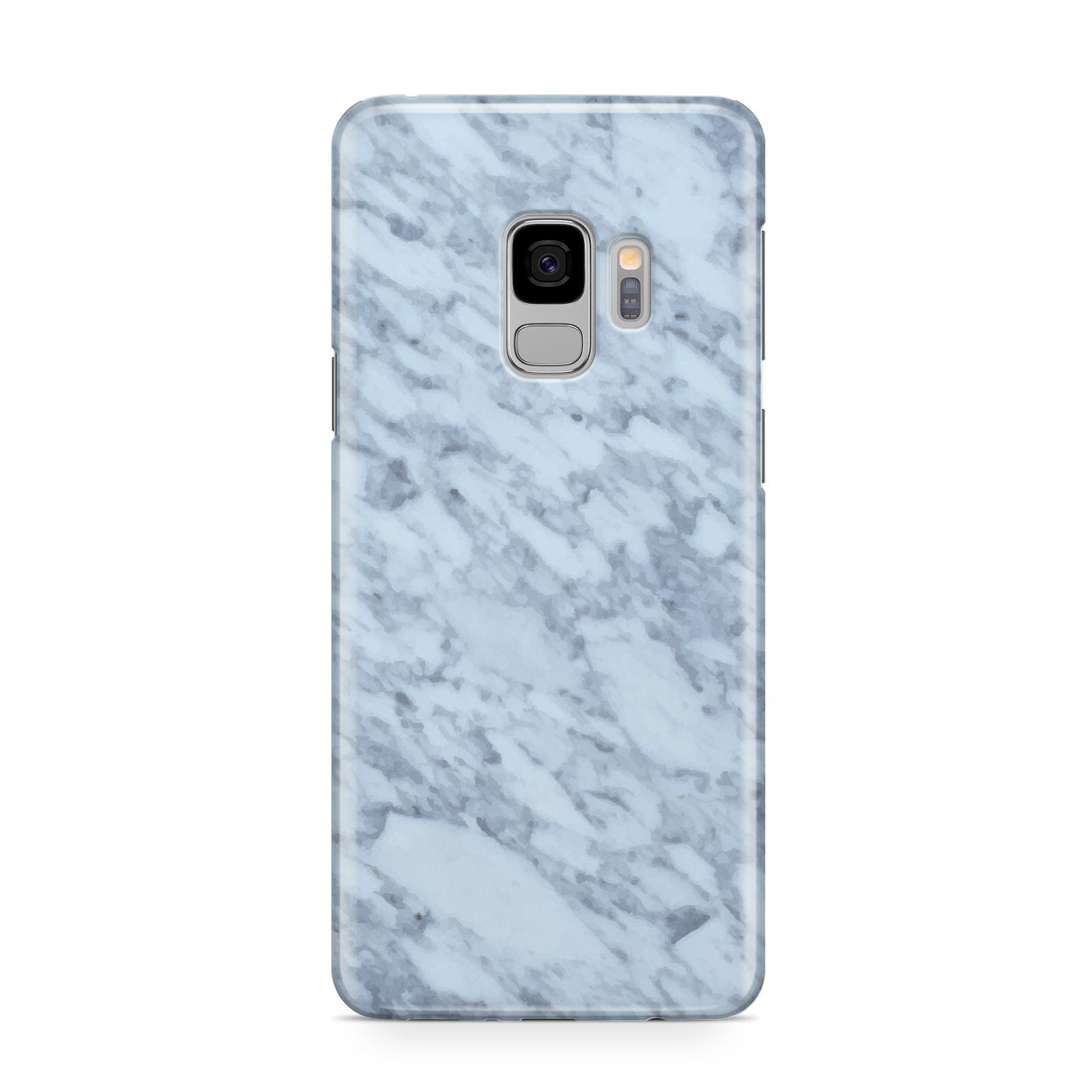Faux Marble Grey 2 Samsung Galaxy S9 Case