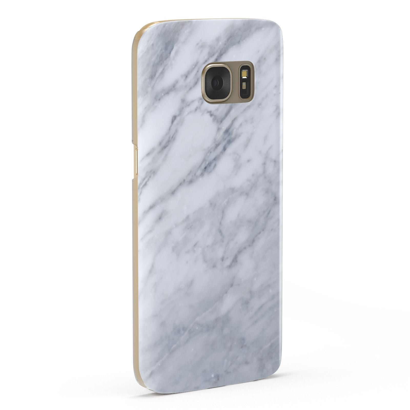 Faux Marble Italian Grey Samsung Galaxy Case Fourty Five Degrees