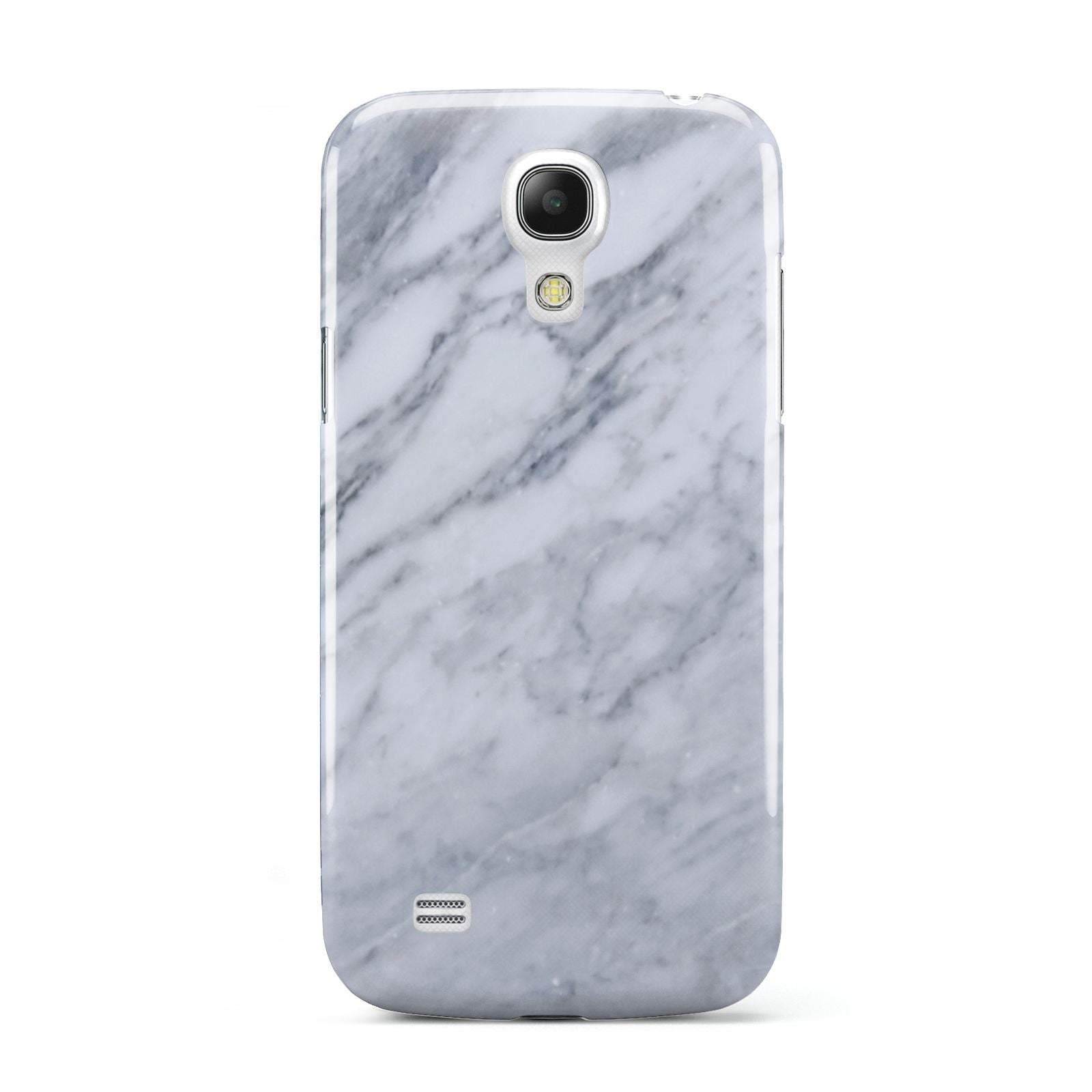 Faux Marble Italian Grey Samsung Galaxy S4 Mini Case