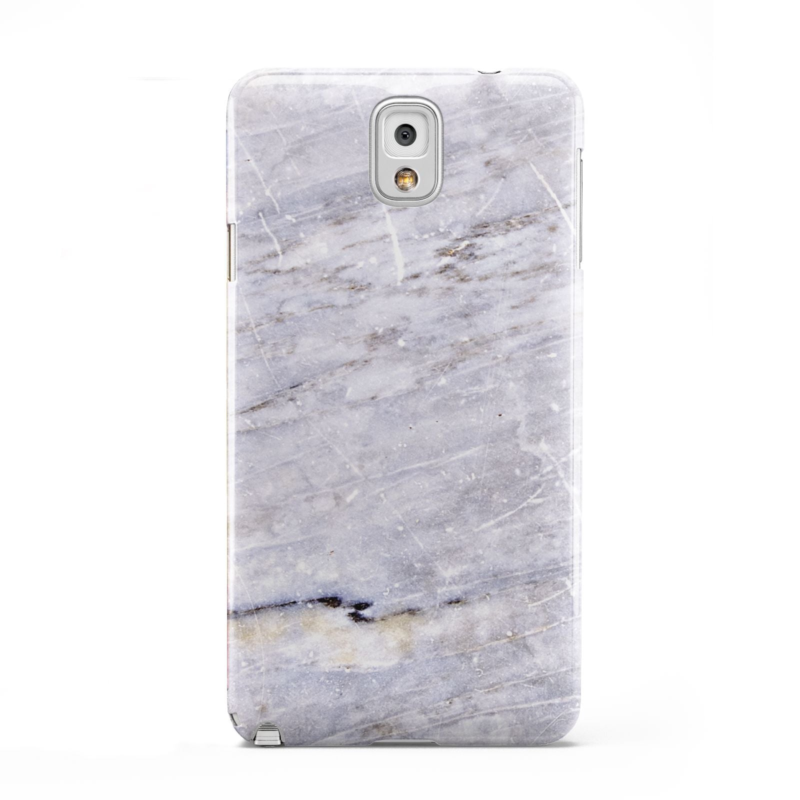 Faux Marble Mid Grey Samsung Galaxy Note 3 Case