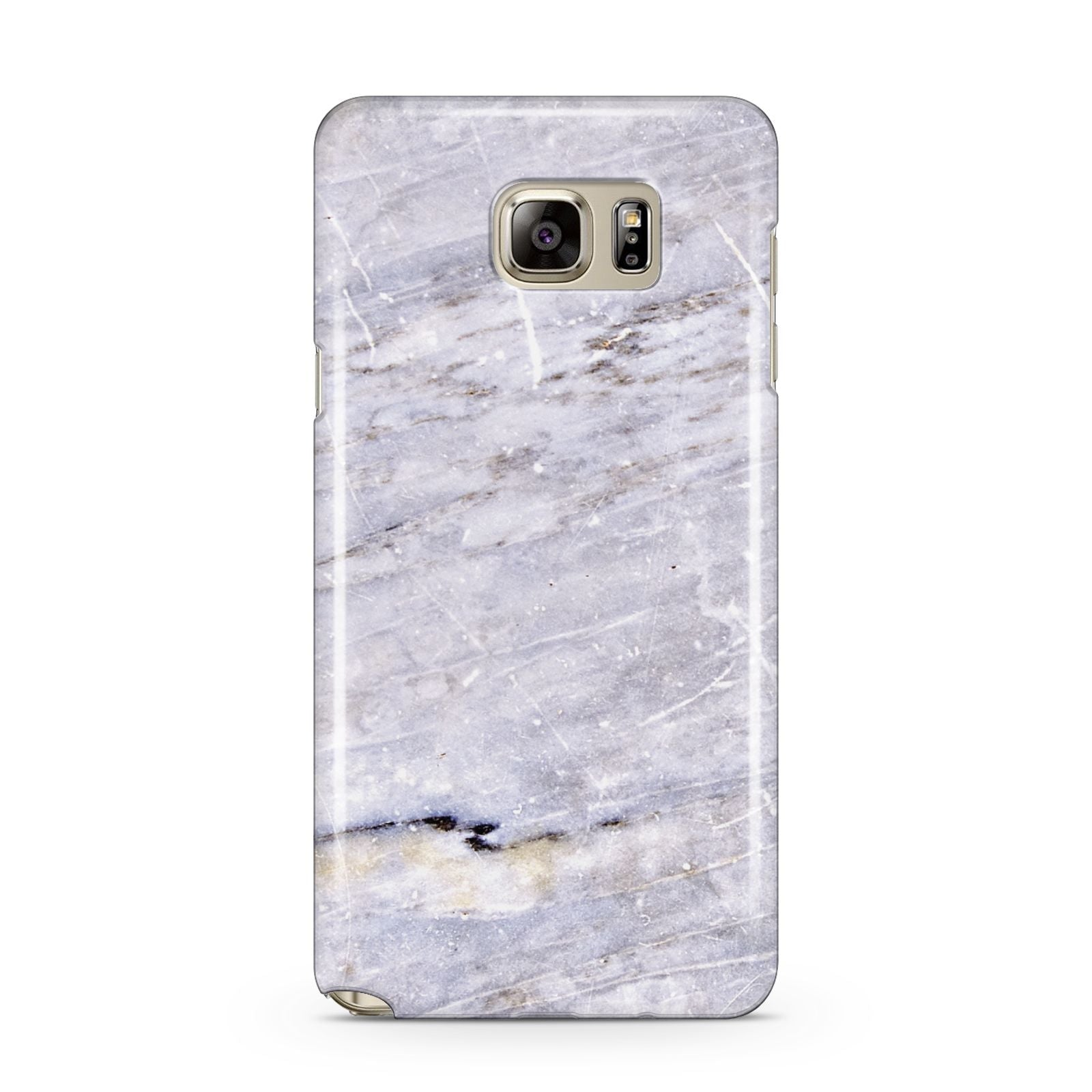 Faux Marble Mid Grey Samsung Galaxy Note 5 Case