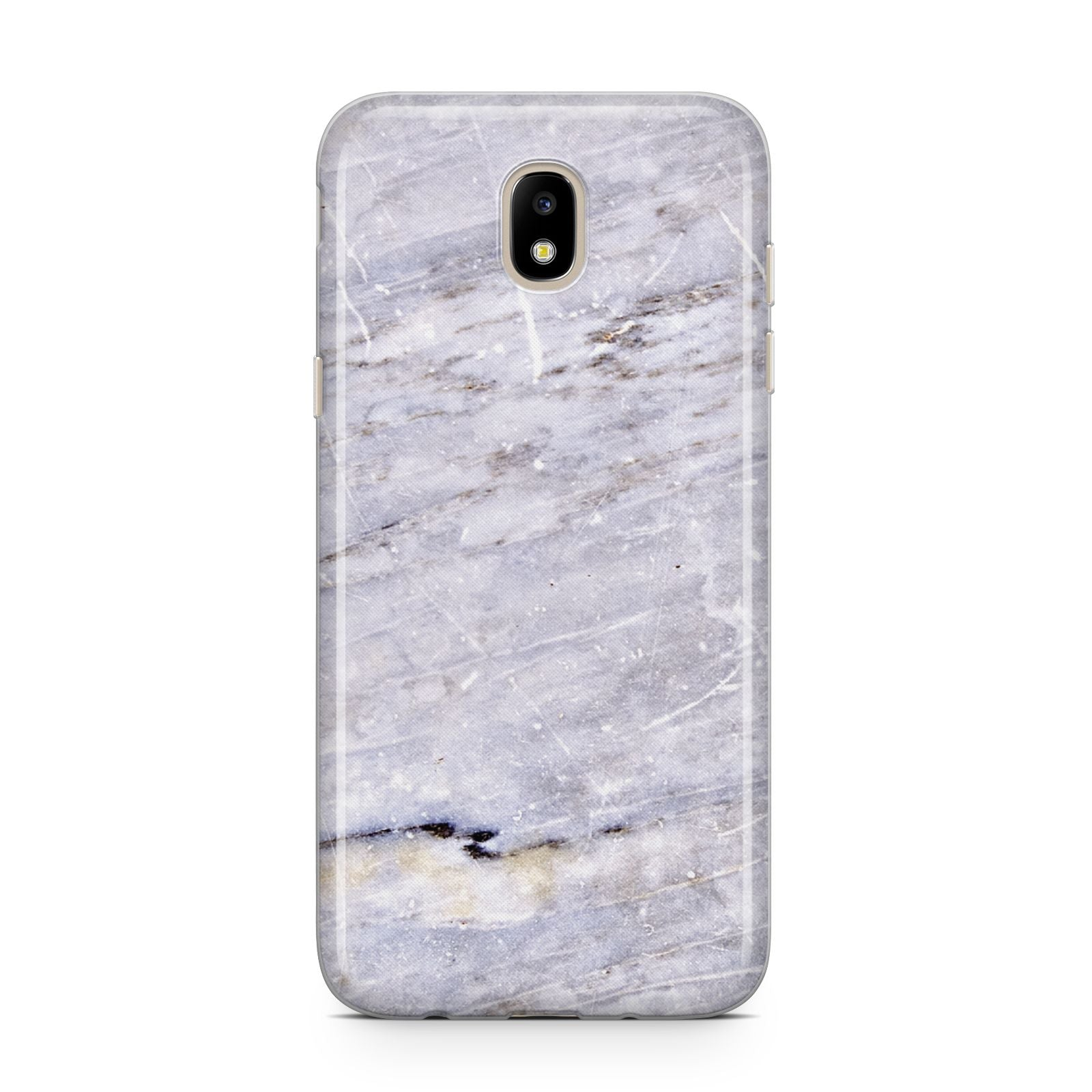 Faux Marble Mid Grey Samsung J5 2017 Case