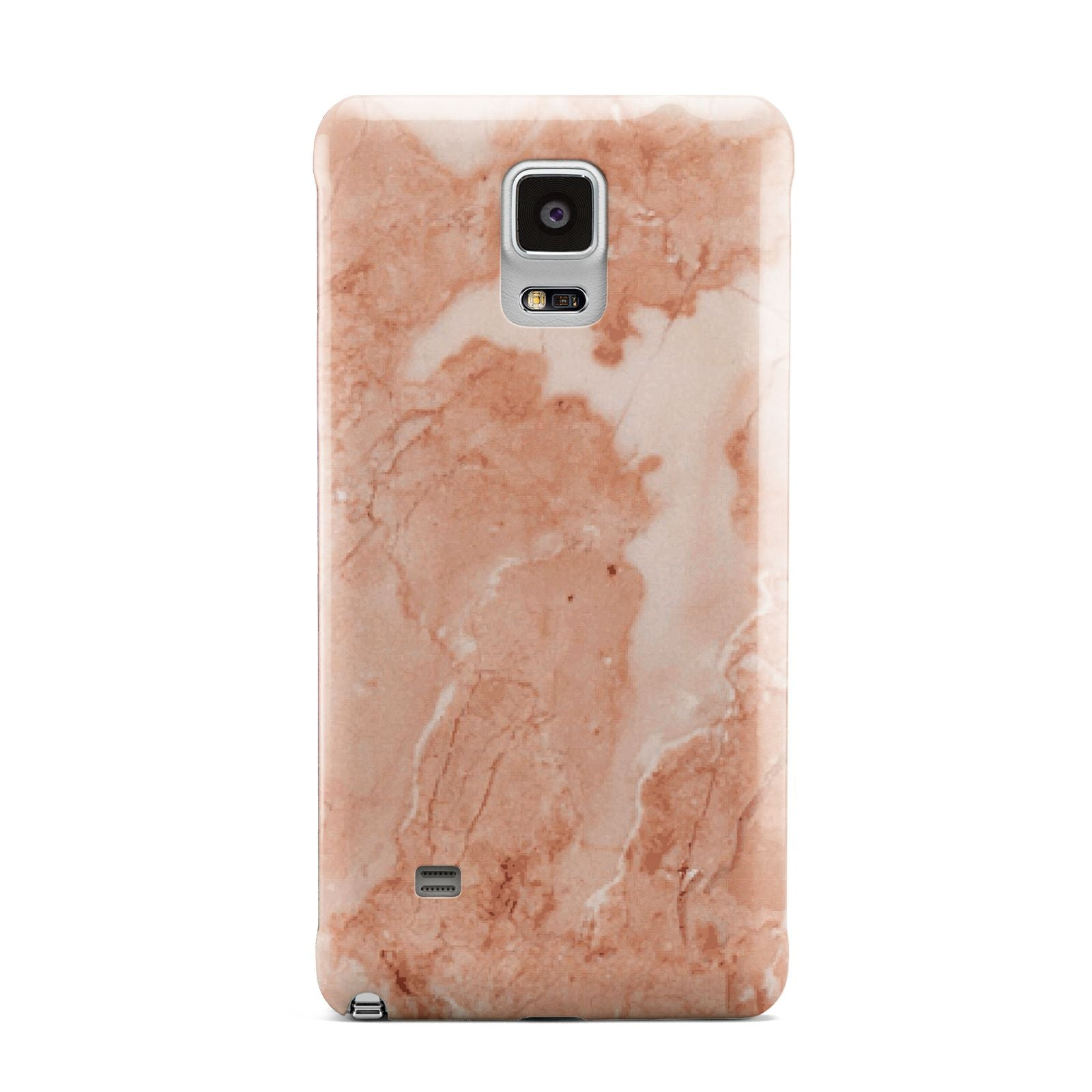 Faux Marble Red Samsung Galaxy Note 4 Case