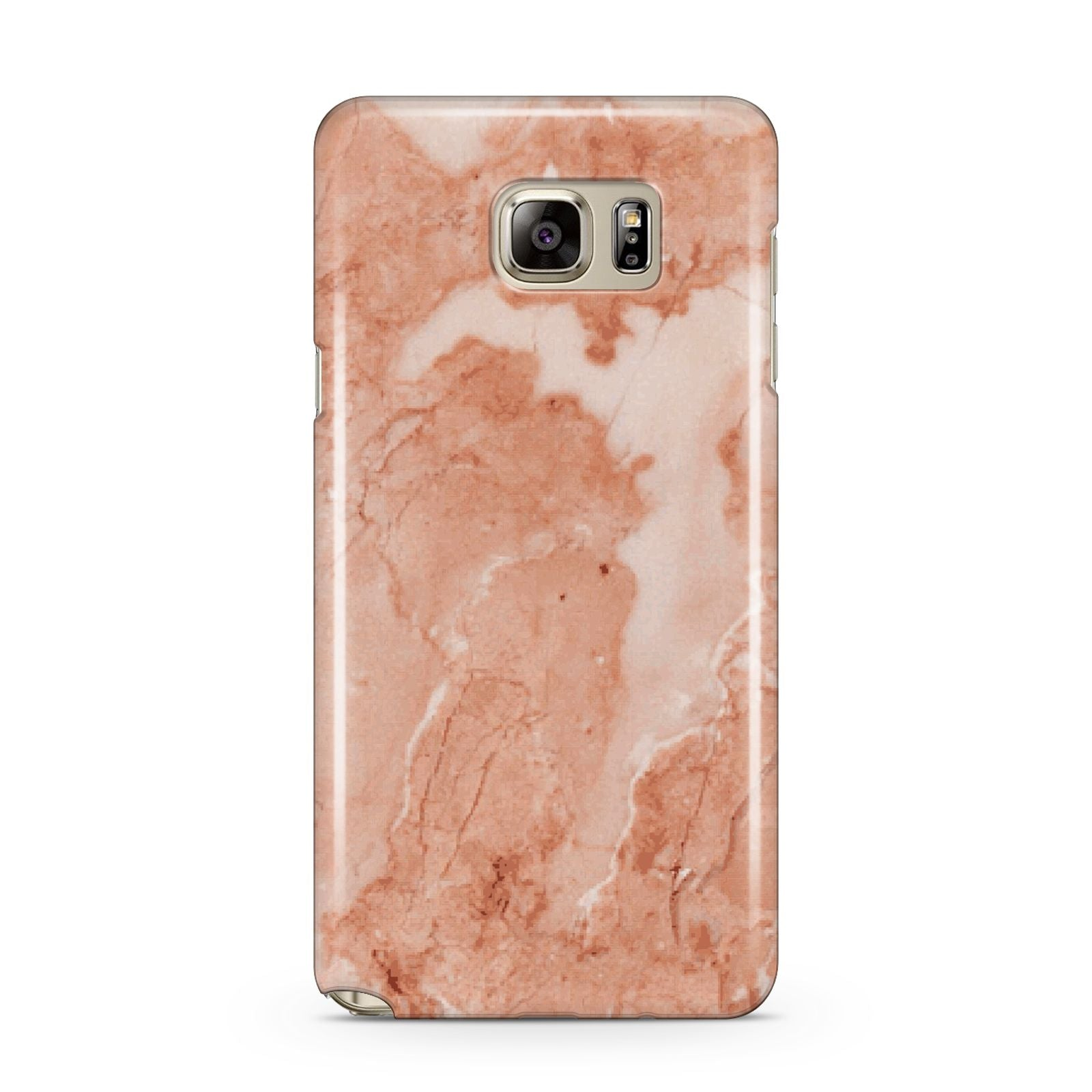 Faux Marble Red Samsung Galaxy Note 5 Case