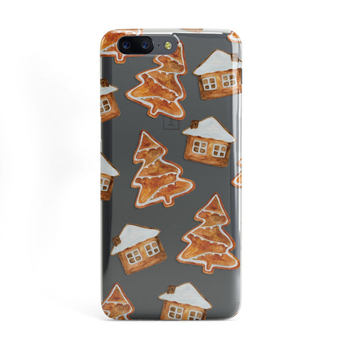 Gingerbread House & Tree OnePlus Case