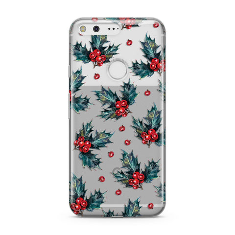 Holly & berry Google Case