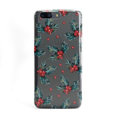 Holly & berry OnePlus Case