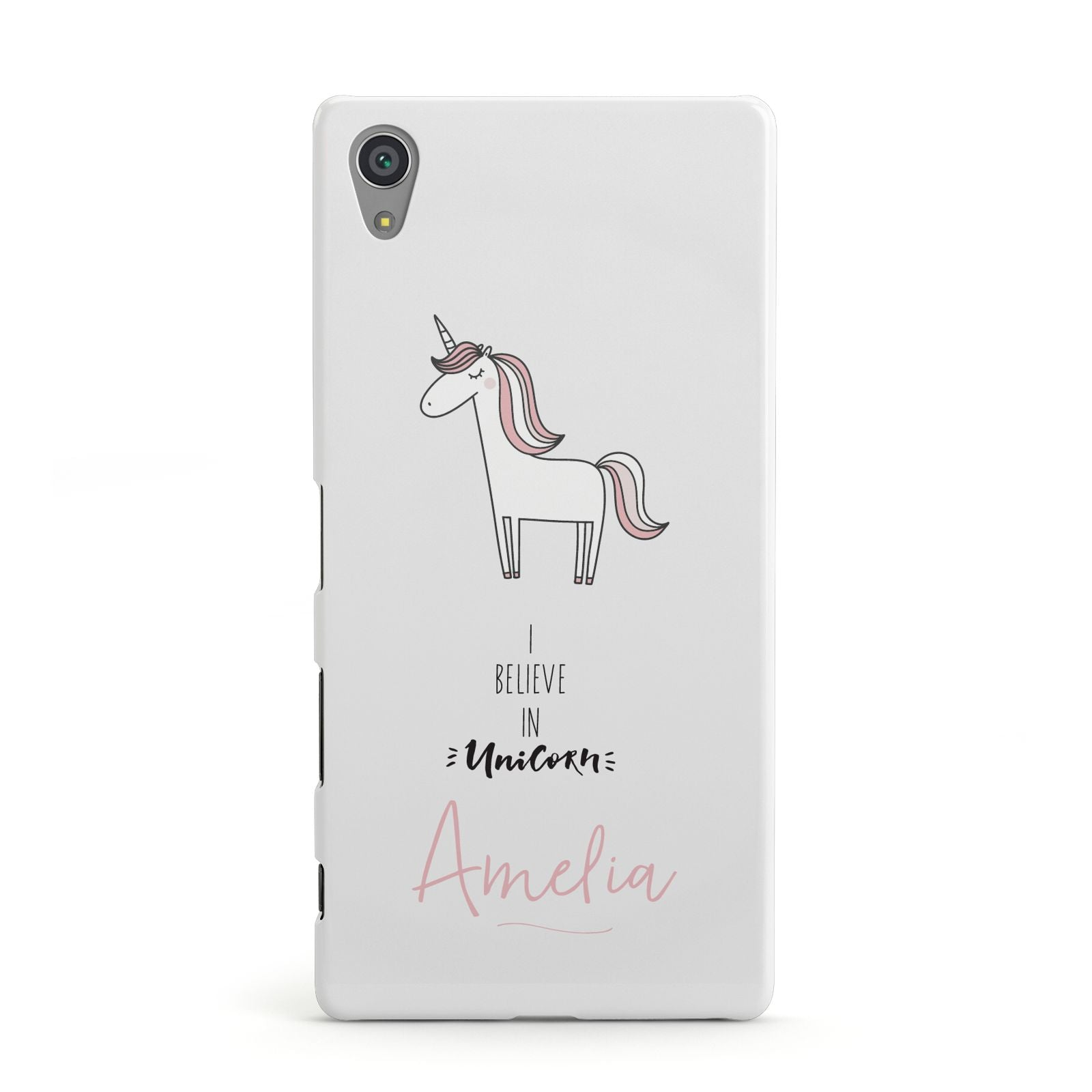 new product 6c65f 42dd9 I Believe in Unicorn Sony Case