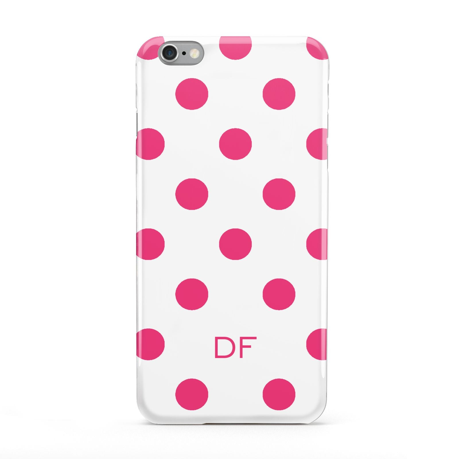 Initial Dots Personalised Apple iPhone 6 Plus Case