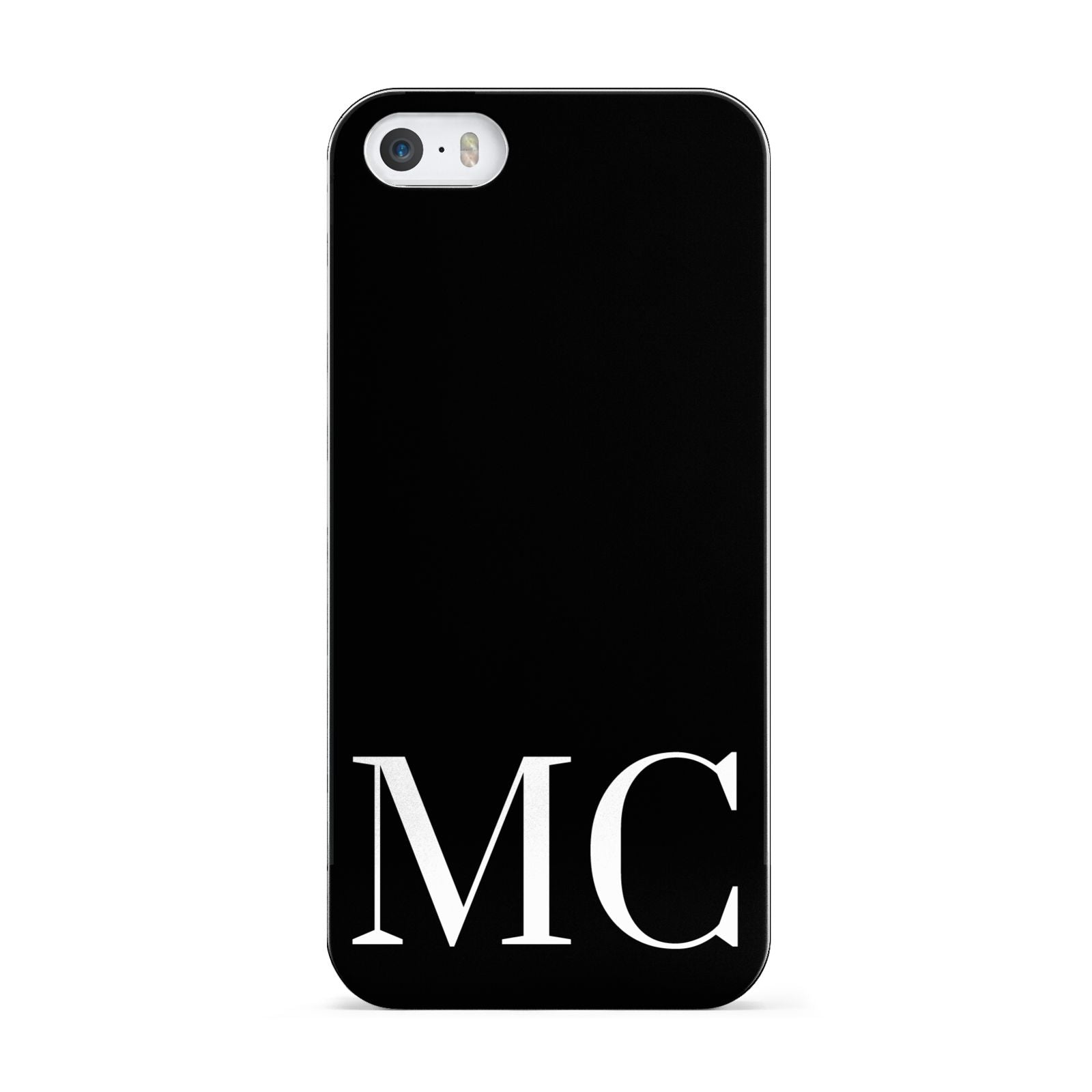 Initials Personalised 1 Apple Iphone Case Dyefor 5