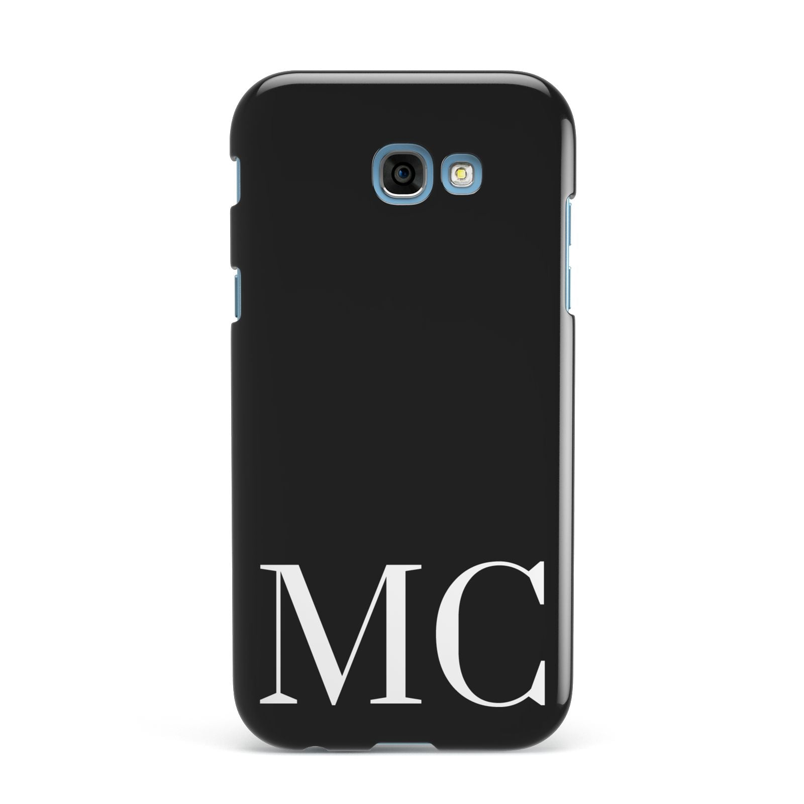 Initials Personalised 1 Samsung Galaxy A7 2017 Case