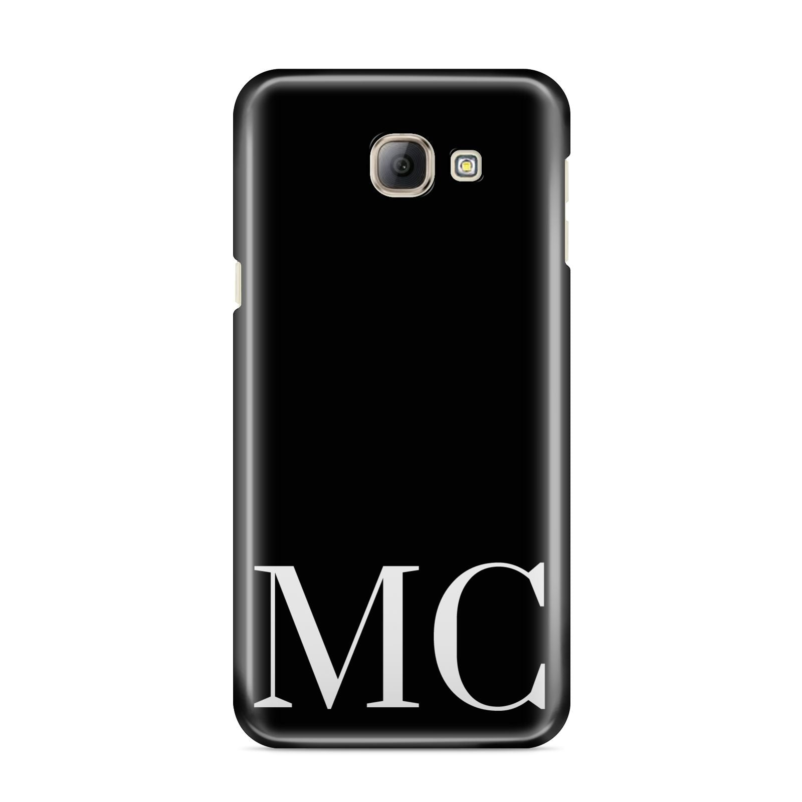 Initials Personalised 1 Samsung Galaxy A8 2016 Case