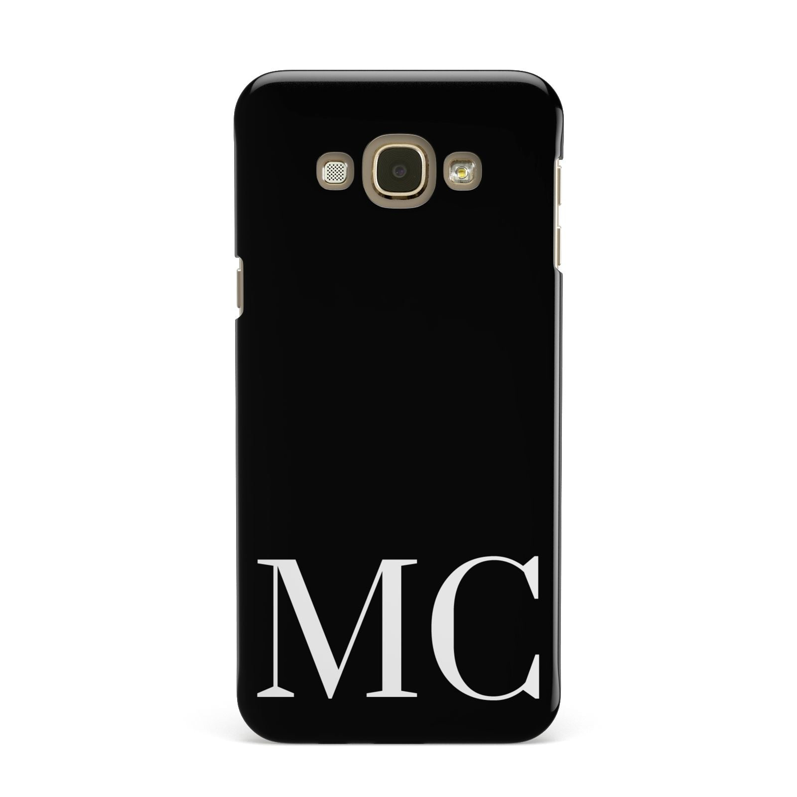 Initials Personalised 1 Samsung Galaxy A8 Case