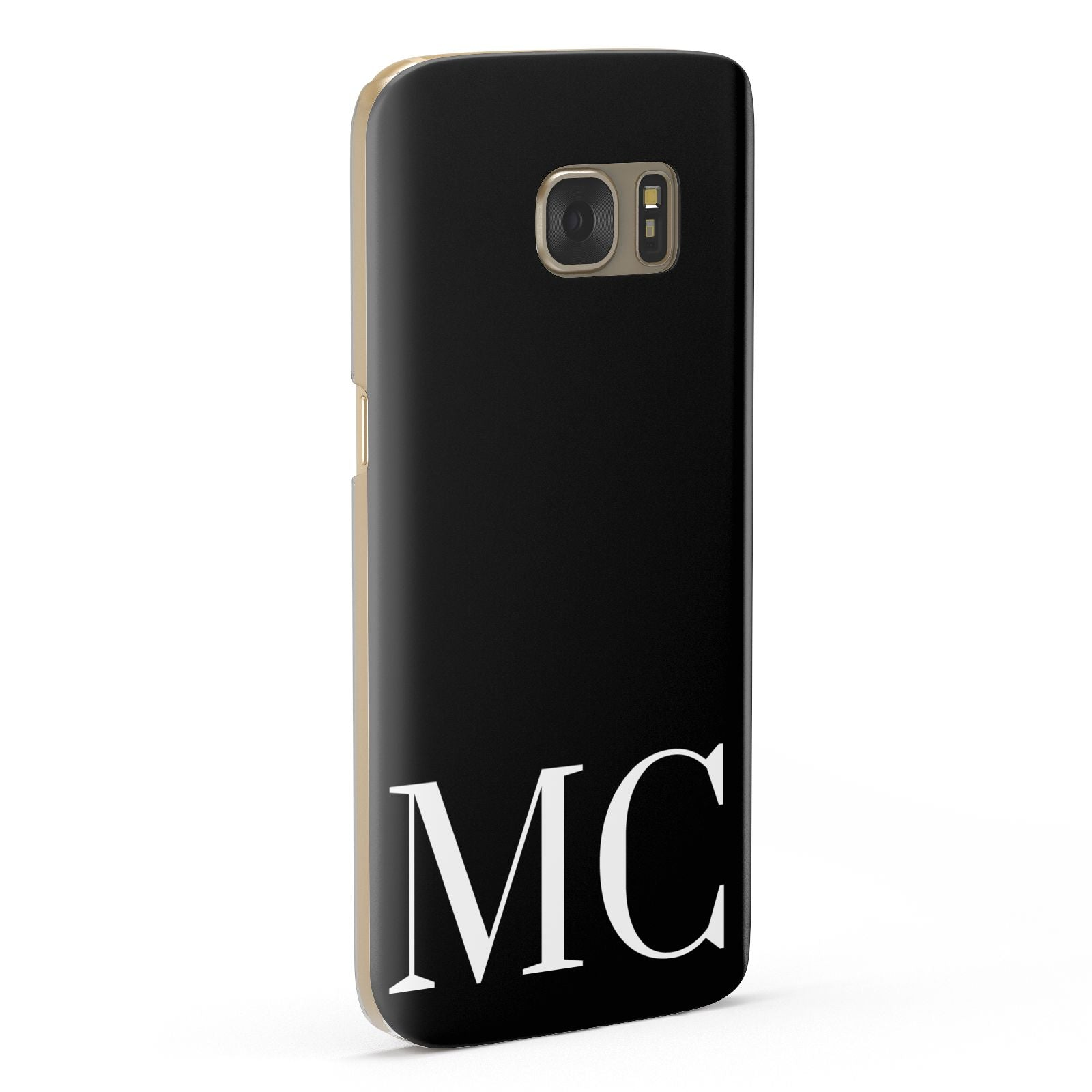 Initials Personalised 1 Samsung Galaxy Case Fourty Five Degrees