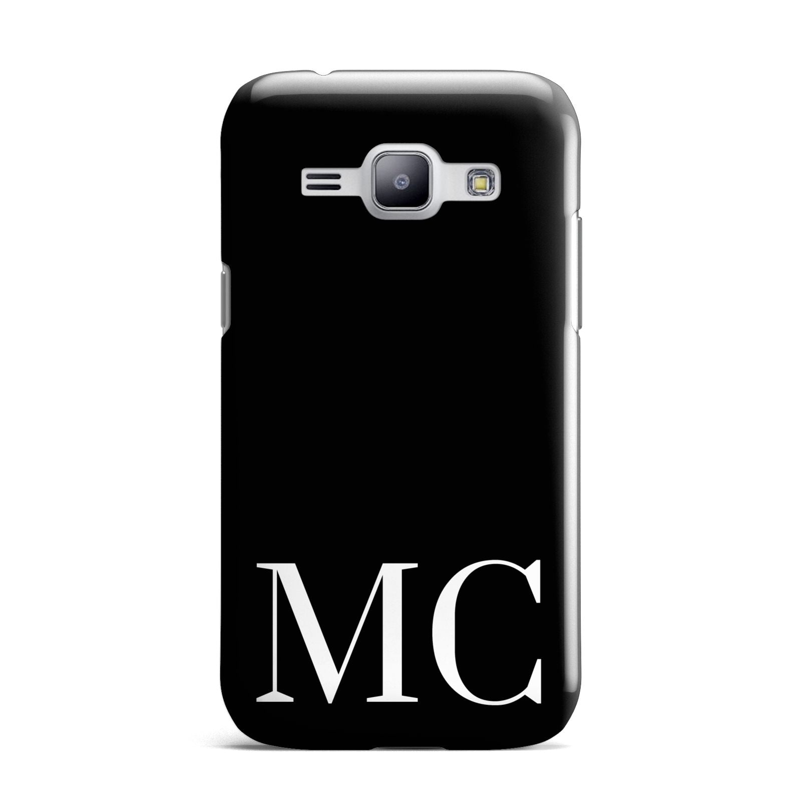 Initials Personalised 1 Samsung Galaxy J1 2015 Case