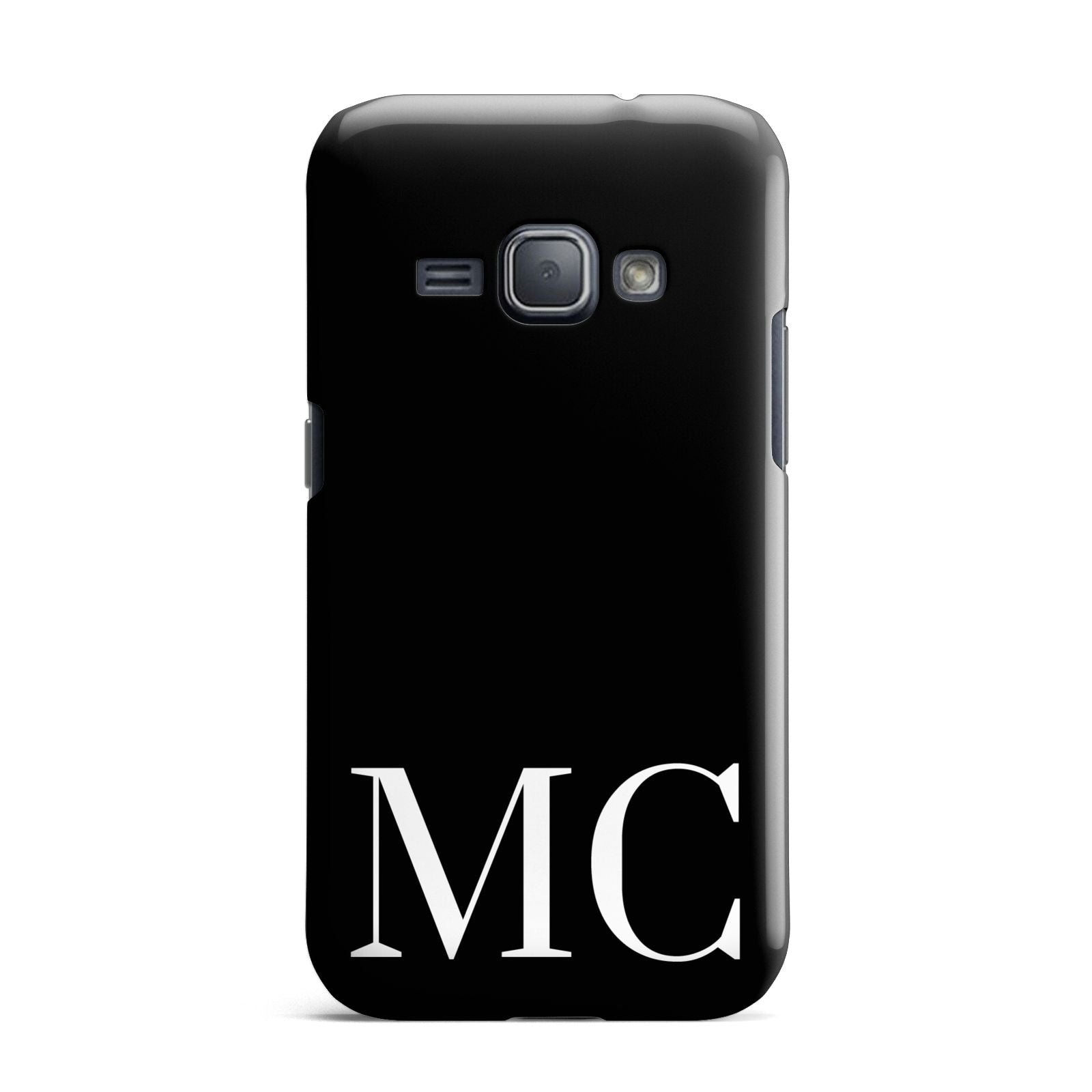 Initials Personalised 1 Samsung Galaxy J1 2016 Case