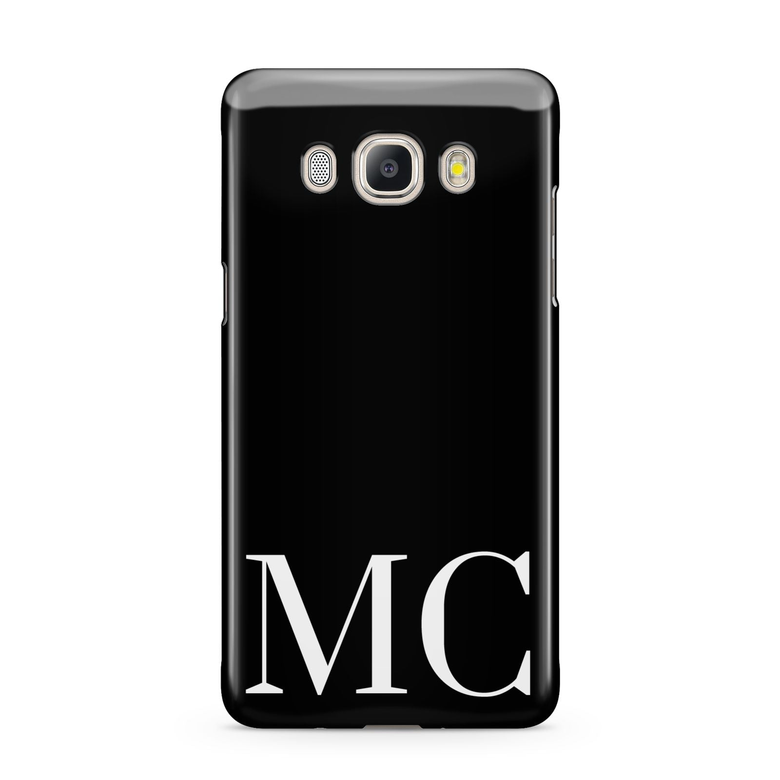 Initials Personalised 1 Samsung Galaxy J5 2016 Case