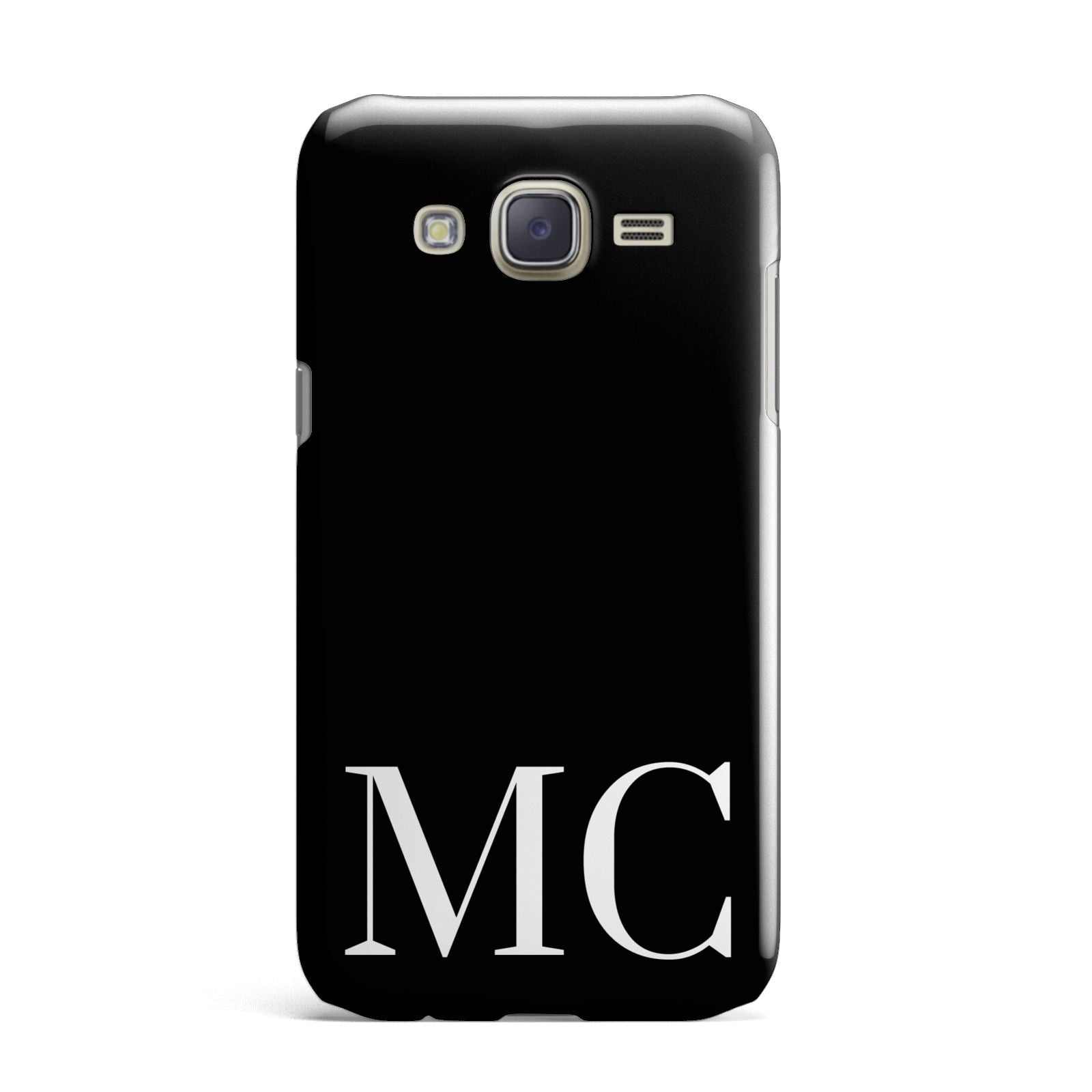 Initials Personalised 1 Samsung Galaxy J7 Case