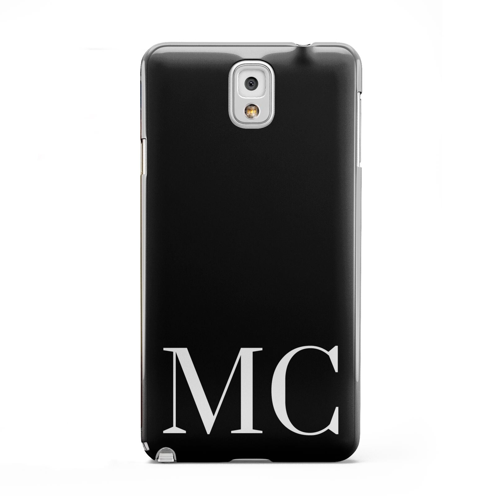 Initials Personalised 1 Samsung Galaxy Note 3 Case