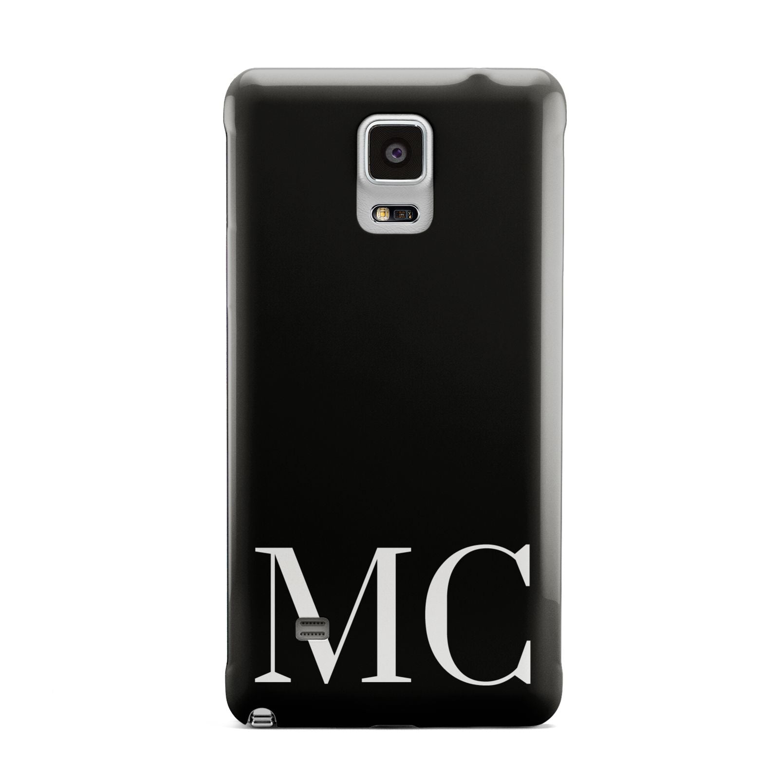 Initials Personalised 1 Samsung Galaxy Note 4 Case