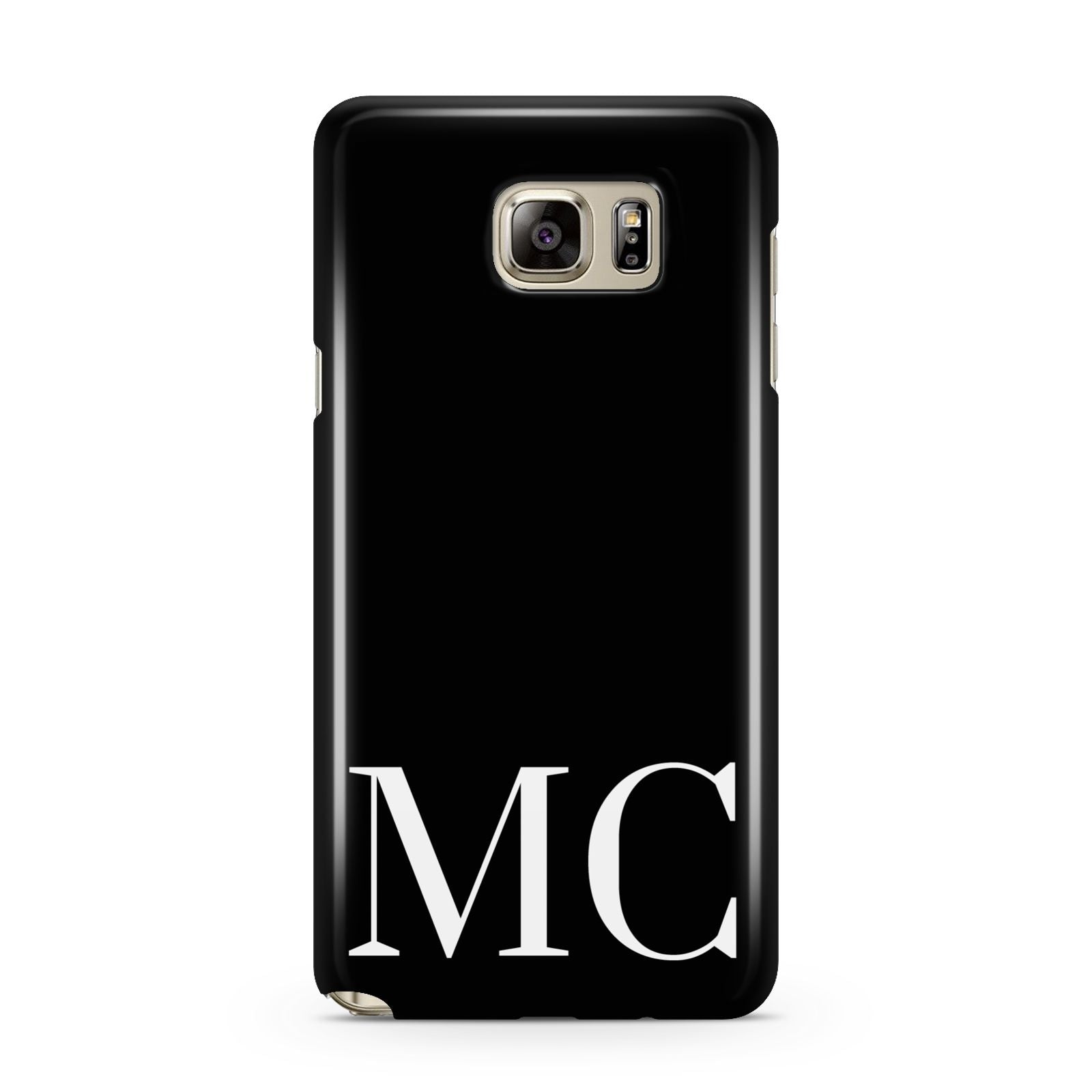 Initials Personalised 1 Samsung Galaxy Note 5 Case
