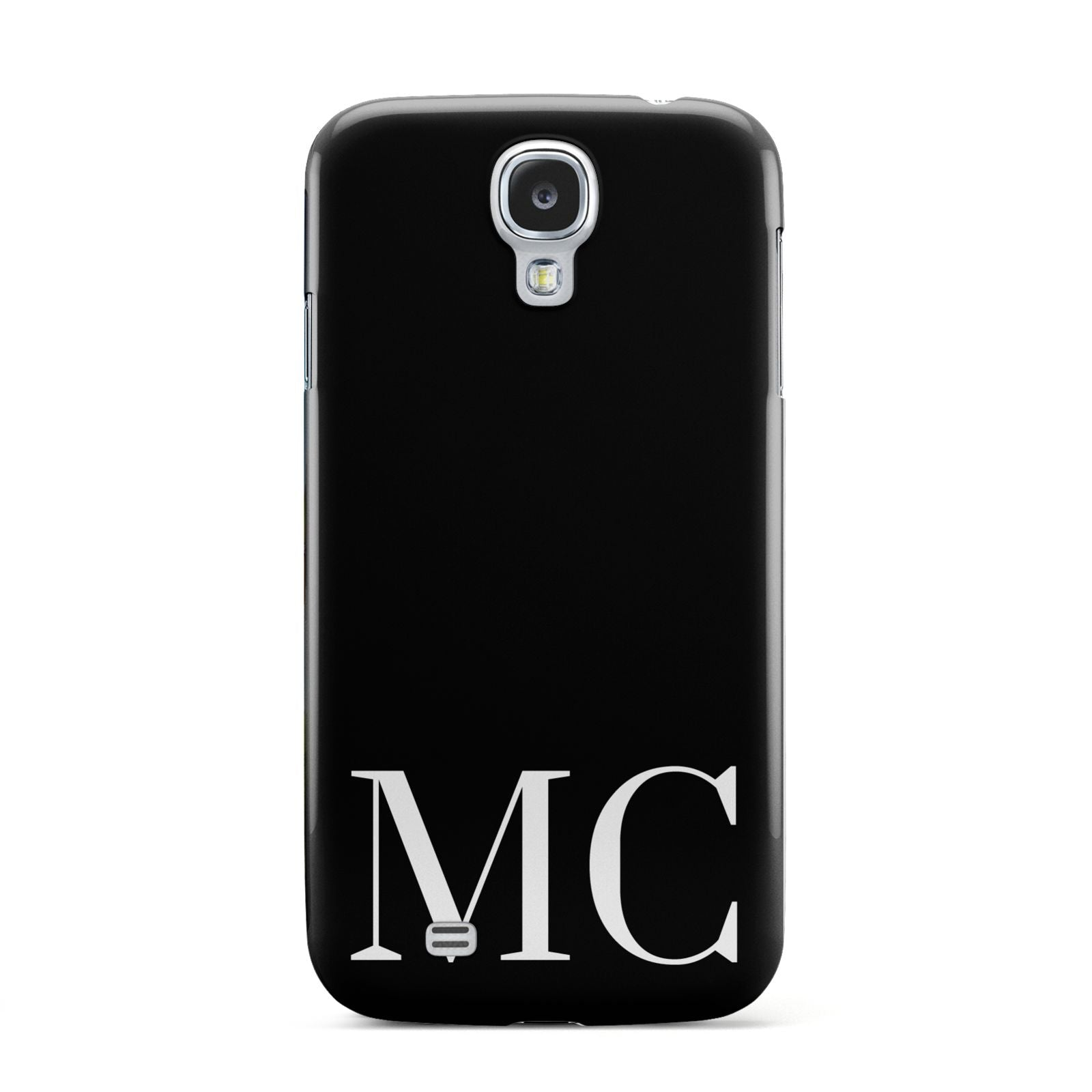 Initials Personalised 1 Samsung Galaxy S4 Case