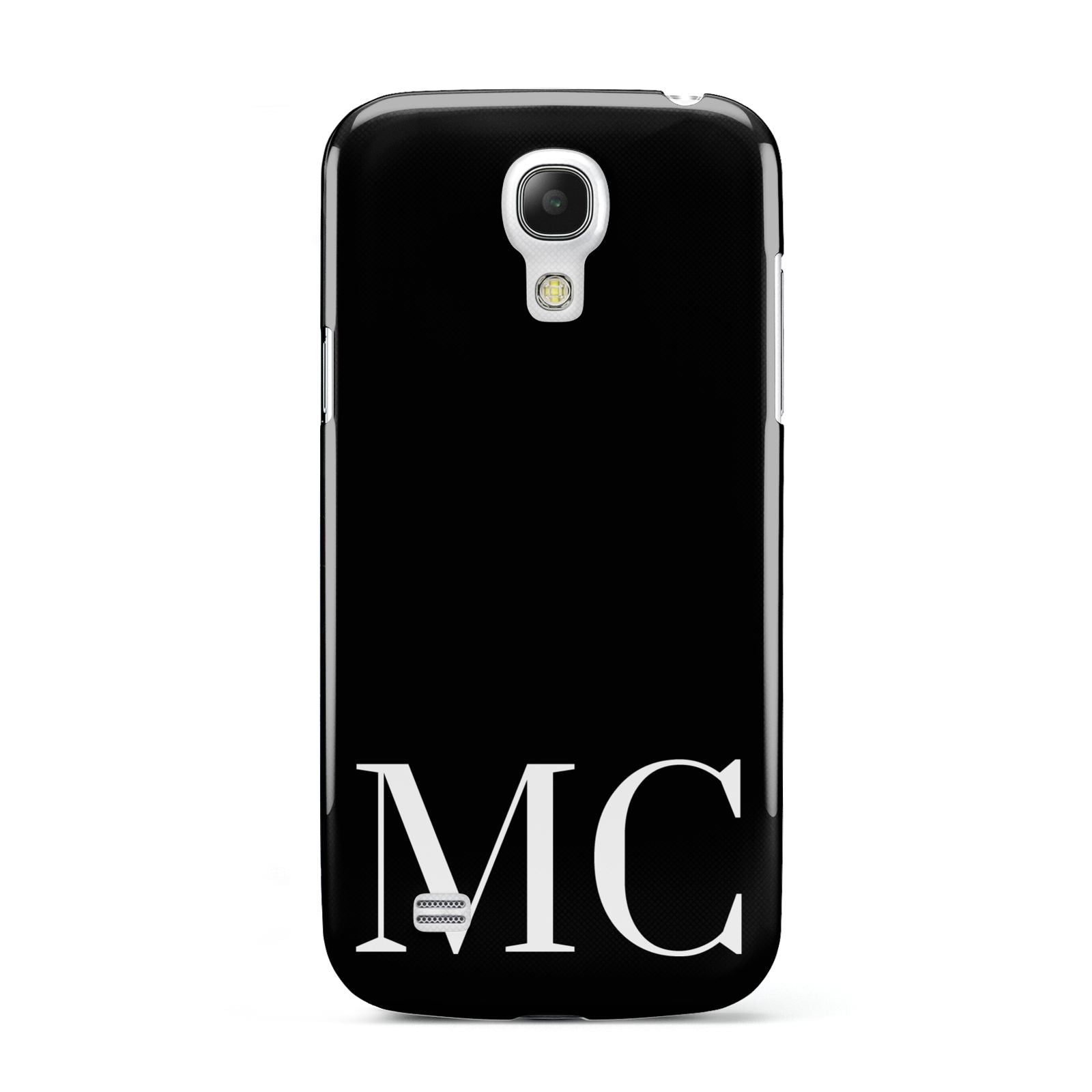 Initials Personalised 1 Samsung Galaxy S4 Mini Case