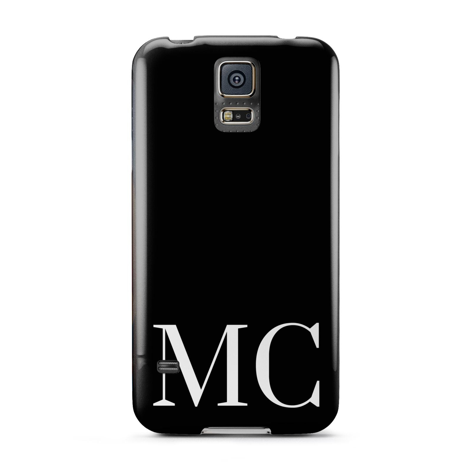 Initials Personalised 1 Samsung Galaxy S5 Case