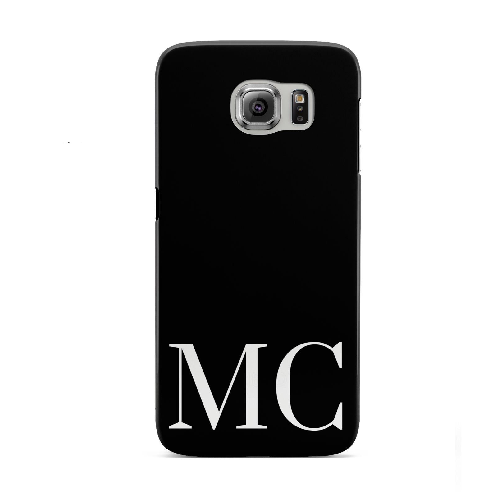 Initials Personalised 1 Samsung Galaxy S6 Case