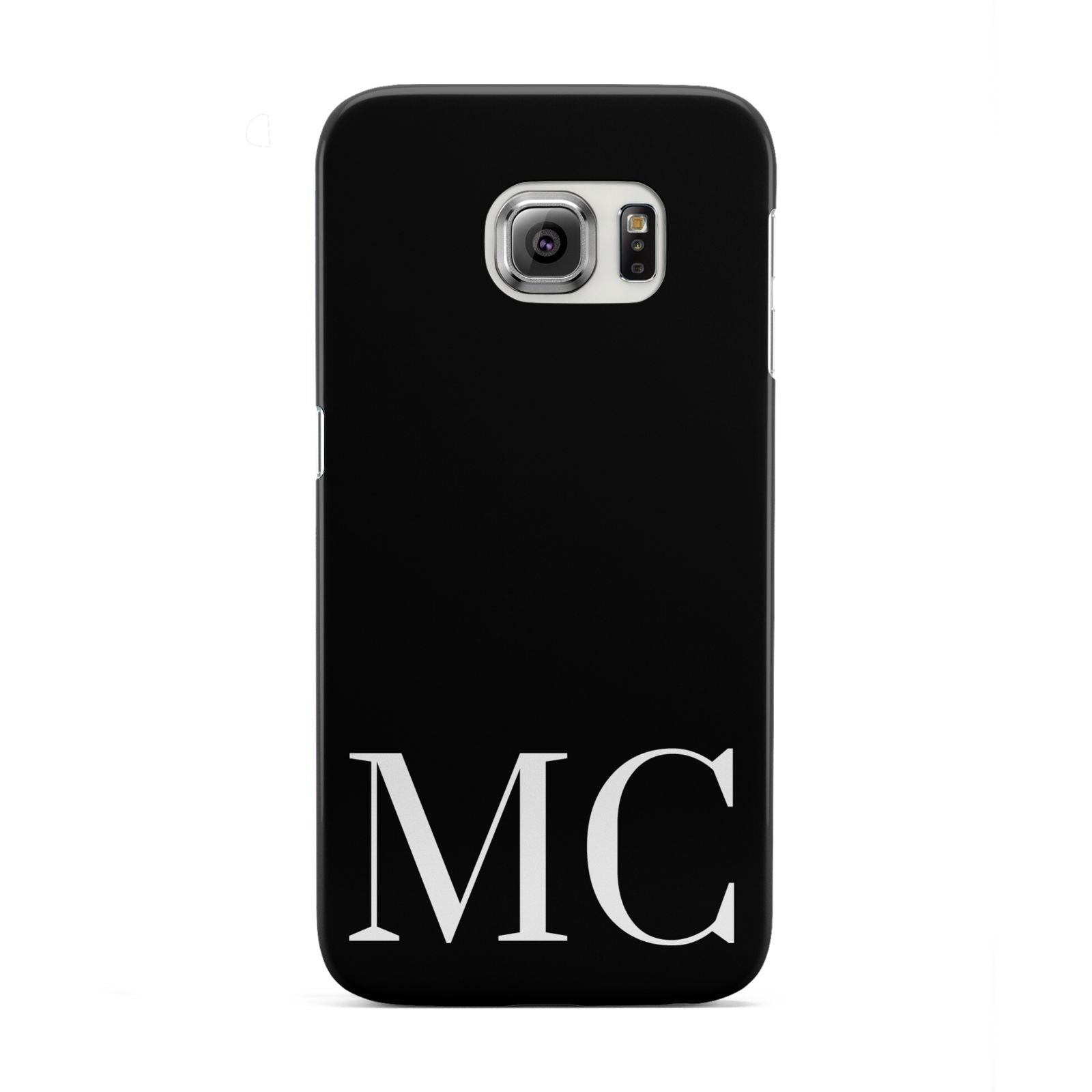 Initials Personalised 1 Samsung Galaxy S6 Edge Case