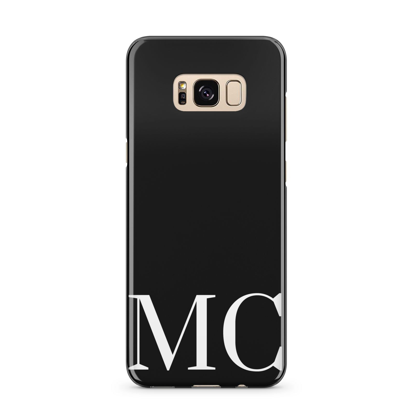 Initials Personalised 1 Samsung Galaxy S8 Plus Case