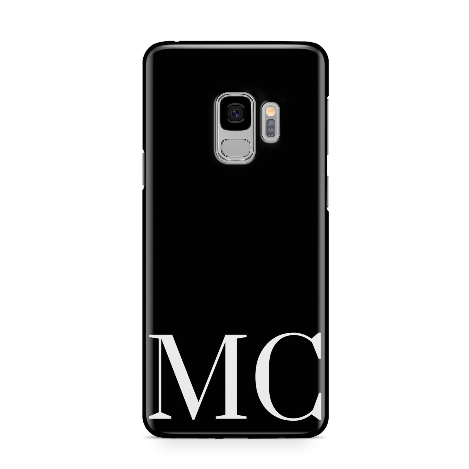 Initials Personalised 1 Samsung Galaxy S9 Case