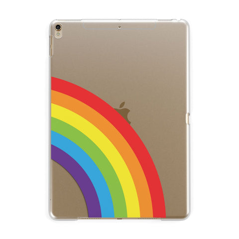 Large Rainbow iPad Case