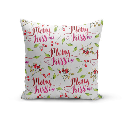 Merry kiss me Cushion