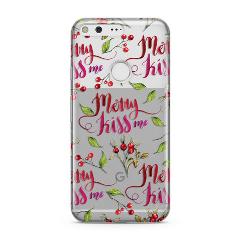 Merry kiss me Google Case