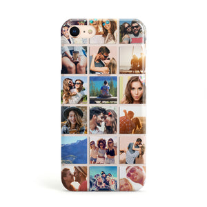 Multi Photo Collage Apple iPhone Case