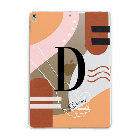 Personalised Abstract iPad Case