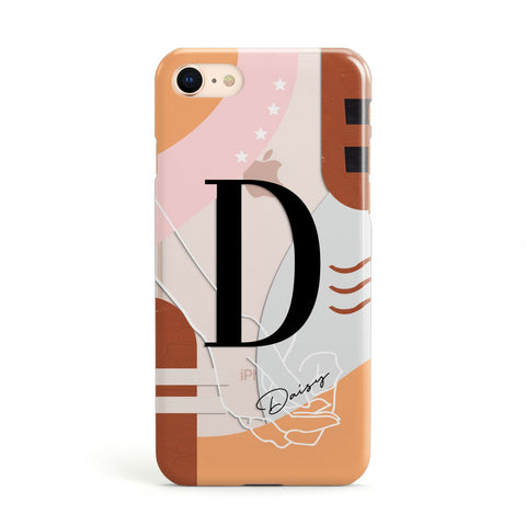 Personalised Abstract iPhone Case
