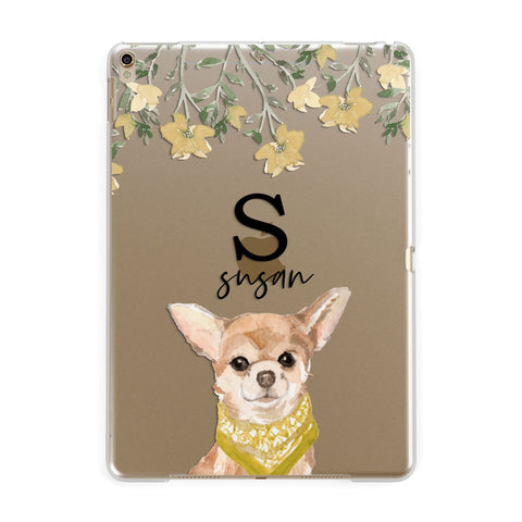 Personalised Chihuahua Dog iPad Case