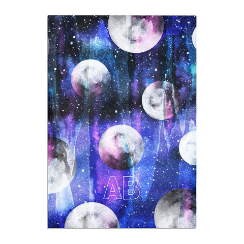 Personalised Cosmic Tea Towel